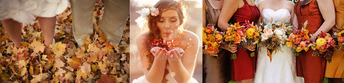 Fall Wedding Season Ideas