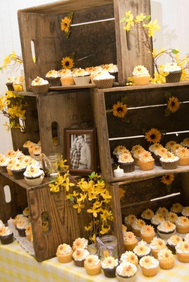 Sunflower Wedding Ideas For Fall